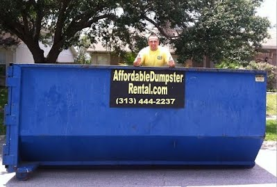 dumpsters for rent in michigan