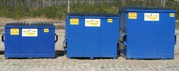 dumpster bins for rent michigan